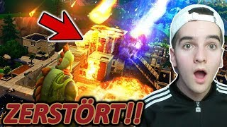 KOMET DESTROYED THE MAP?😭💔 | Soon New LEGENDARY RABEN SKIN! | Fortnite Battle Royale