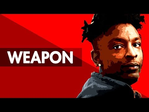 """WEAPON"" Dark Trap Beat Instrumental 2017 