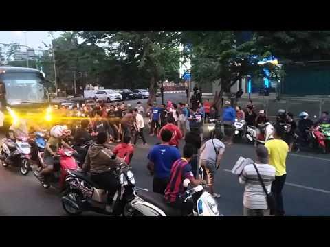 Balap Motor - Pemuda Rawamangun