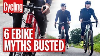 E-Bike Myths Busted | Cycling Weekly