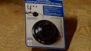 Trimmer Head Replacement