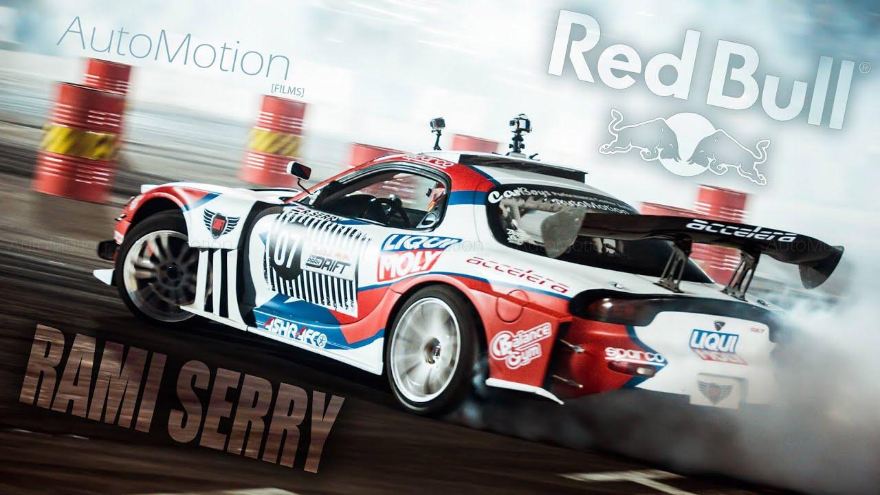 Automotion Red Bull Car Park Drift Egypt Rami Serry