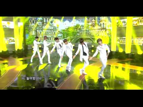 HD BOYFRIEND - Don't Touch My Girl Live : ComeBack Stage