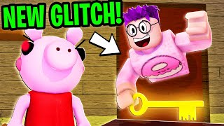 Can We Use NEW PIGGY GLITCHES To UNLOCK PIGGY ABILITIES!? (CRAZY GLITCH)