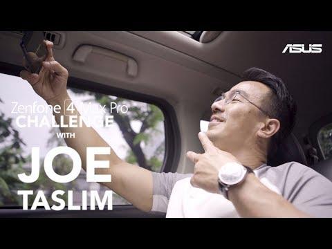 "ASUS ZenFone 4 Max Pro ""One Day Challenge 2"" Bersama Joe Taslim"