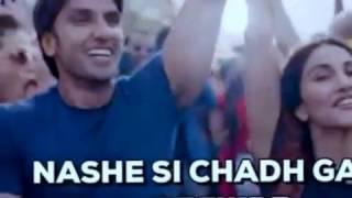 Nashe Si Chadh Gayi - Befikre - Giphy Slideshow