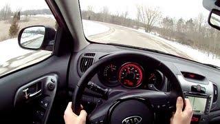 2013 Kia Forte 5-Door SX - WR TV POV Test Drive