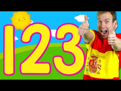 """Kids Counting Songs Collection - """"Count to 10"""" in 4 languages, and more Numbers Songs for Kids"""
