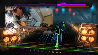 Audrey (10 years old) plays guitar - Go Further - Tak Matsumoto (fr...