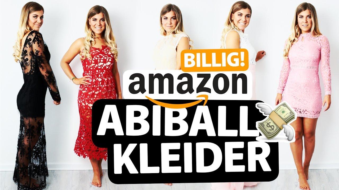 KRASS BILLIGE AMAZON ABSCHLUSSBALL KLEIDER unter 20 ...