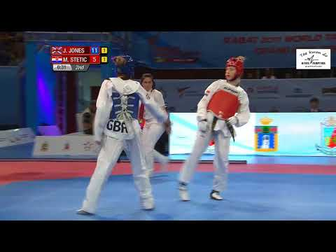 AGIOS GEORGIOS TAEKWONDO DIDIMOTICHOU- 2017 Rabat World Taekwondo Grand Prix Series Day 3