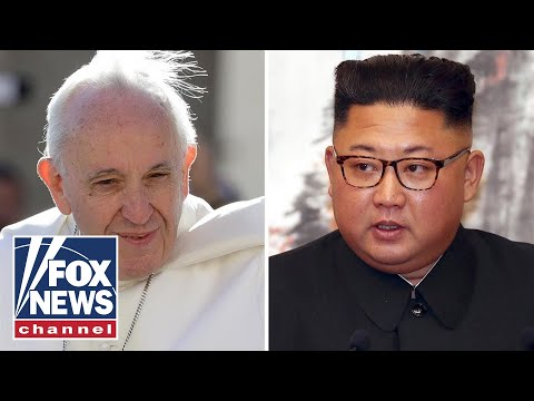 Kim Jong Un reportedly wants pope to visit North Korea