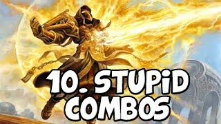 10 Stupid Ways To Kill Your Opponent [Hearthstone] Six-Shooter Tavern Brawl