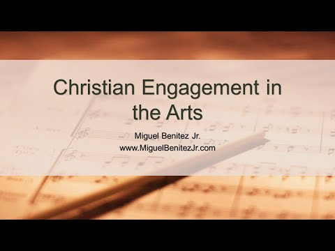 Christian Engagement in the Arts | Palm Beach Atlantic University Ministry Forum 2017