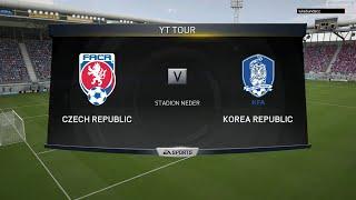 FIFA 15 CZ (PS4) - Prosincový turnaj 03 - ČR vs Korea