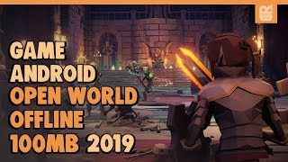5 Game Android Offline Open World Terbaik 100MB 2018