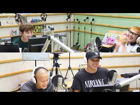 [ENGSUB] BTOB - 170726 Lee Hongki's Kiss the Radio