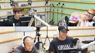 [ENGSUB] 170726 Lee Hongki's Kiss the Radio - BTOB Hyunsik, Peniel & Ilhoon