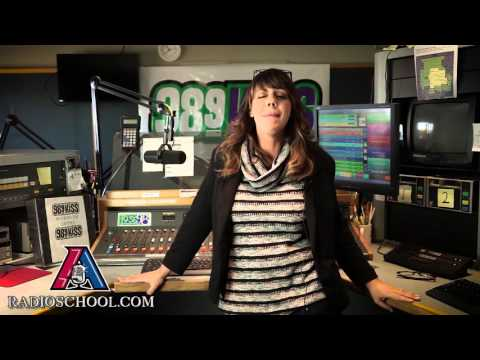 American Broadcasting School:  Heather from 98-9 KISS FM