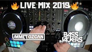 Bassjackers vs. Ummet Oz¢an Live Mix 2019 - Pioneer DDJ 1000