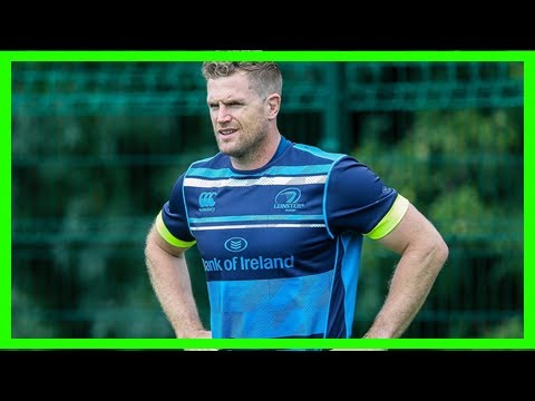 Breaking News | Heaslip and lowe left out of leinster's european squad