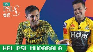 HBL PSL Muqabla | Episode 2 | #HBLPSL6 | Shoaib Malik VS Wahab Riaz