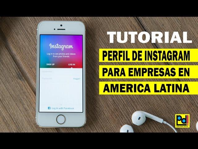 Cómo activar perfil de Instagram para empresas | PUBLICIDAD DIGITAL