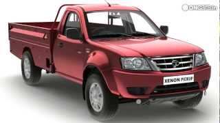 Tata Xenon pick-up launched in India