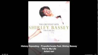 Propellarheads Feat Shirley Bassey
