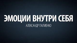 Эмоции внутри себя. Александр Палиенко.