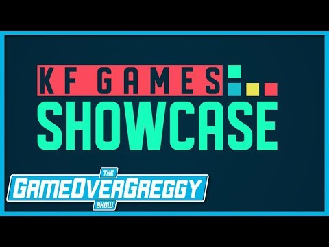 Behind the Scenes of the KF Games Showcase - The GameOverGreggy Show Ep. 261