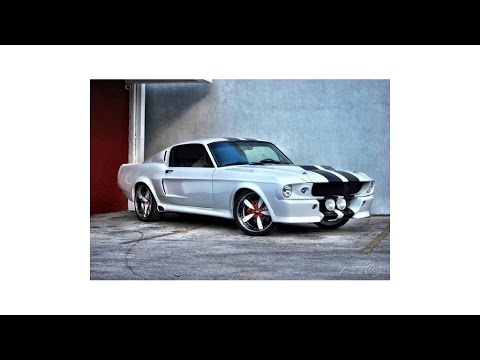 1967 Ford Fastback Mustang Eleanor Gt500 KIT Custum Built ...