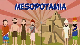 MESOPOTAMIA | Educational Videos For Kids