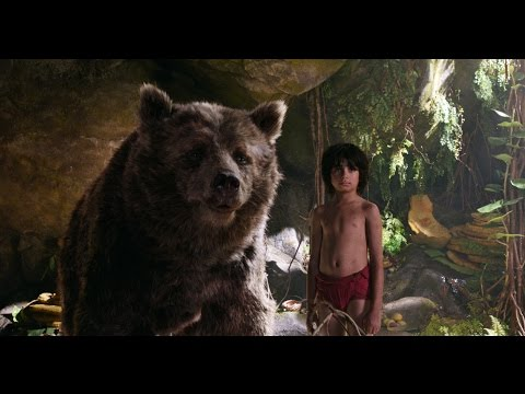 The Jungle Book ALL MOVIE CLIPS - Scarlett Johansson, Idris Elba, Ben Kingsley, Neel Sethi