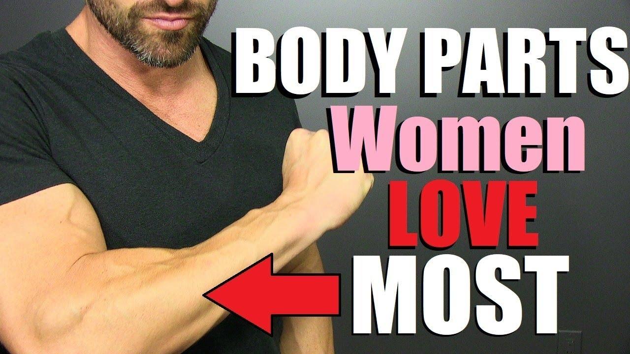 10 parti del corpo maschile più calde classificate da donne - Youtube-5580