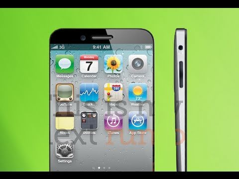 t mobile iphone 5 iphone 5 design and t mobile iphone leaked 2810
