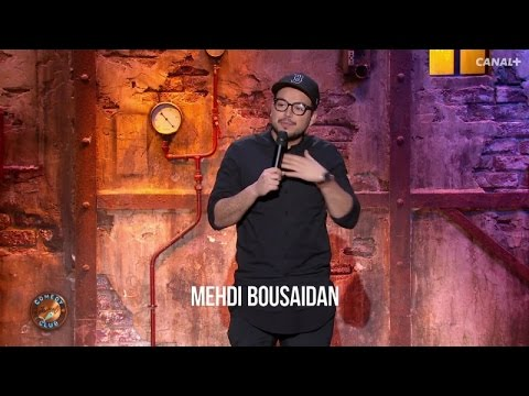 Mehdi Bousaidan au Jamel Comedy Club 👌