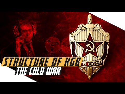 The Structure of KGB - Cold War DOCUMENTARY
