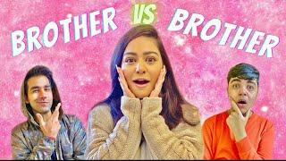WHO KNOWS ME BETTER? BROTHER VS BROTHER | BABY QUEEN | Rimorav Vlogs presents RI Vlogs