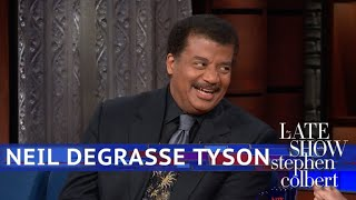 Download Neil deGrasse Tyson: Trump's Space Force Is Not A Crazy Idea Mp3 and Videos