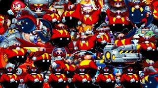 Eggman Boss Calamity : Sonic mania Edition