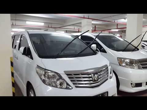 Paket mudik sewa mobil mewah alphard di gemari para penyewa di Jakarta untuk ke kampung halaman