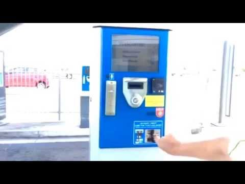 Cairns Airport Parking - Manual Credit Card Entry