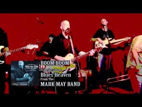 MARK MAY BAND - NEW CD - BLUES HEAVEN (CD Teaser Music Video)