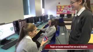 Repeat youtube video ICT   the Digital Divide   Digijill