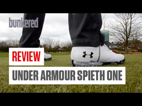 Under Armour Spieth One Review