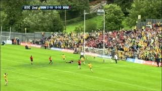Top 5 GAA Football Goals - 2012