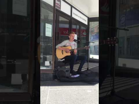 Tommy edmondson - Phil Colin's buskin music original cover
