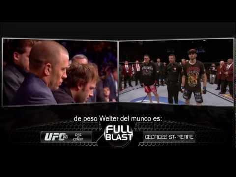 UFC 154 Full Blast con Georges St-Pierre
