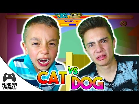 LİMON TUZU CEZALI CAT vs DOG - Enesten İntikamm!!